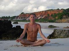 Yoga em Tambaba